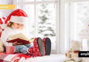 Książkowe prezenty od Mikołaja dla dzieci 3-5 lat