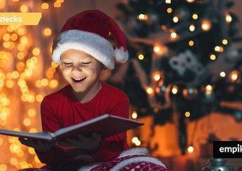Książkowe prezenty od Mikołaja dla dzieci w wieku 6-8 lat