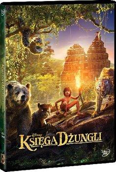 Księga dżungli-Favreau Jon