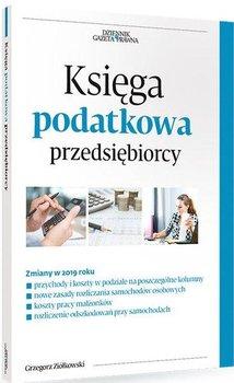 Księga podatkowa przedsiębiorcy. Zmiany 2019-Ziółkowski Grzegorz