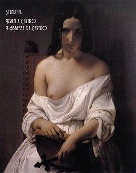 Ksieni z Castro. L'Abbesse de Castro-Stendhal Henri
