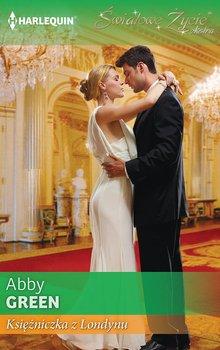 Księżniczka z Londynu-Green Abby