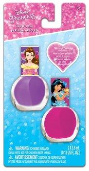 Księżniczki Disney, zestaw kreatywny Lakiery do paznokci-Townley Girl