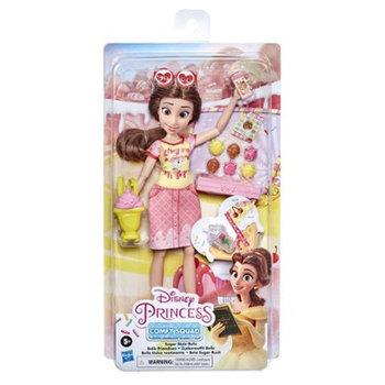 Księżniczki Disneya, lalka Comfy Squad Przygody Księżniczki Belle-Hasbro