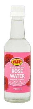 KTC, Rose Water, woda różana, 190 ml-KTC