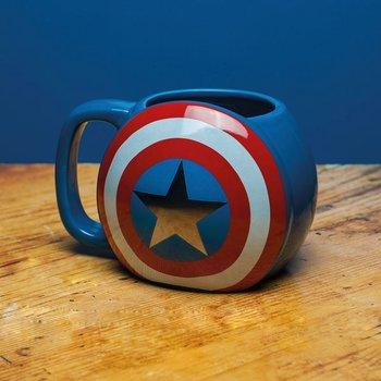 Kubek, Marvel, Captain America-Marvel