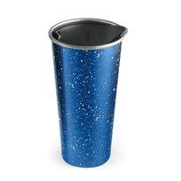 Kubek termiczny ASOBU Cafe Latte Cup, niebieski, 480 ml