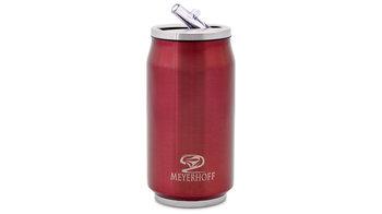 Kubek termiczny Meyerhoff, czerwony, 300 ml -Pigmejka