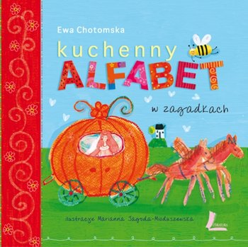 Kuchenny alfabet w zagadkach-Chotomska Ewa