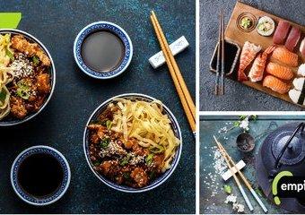 Kuchnia azjatycka w domu
