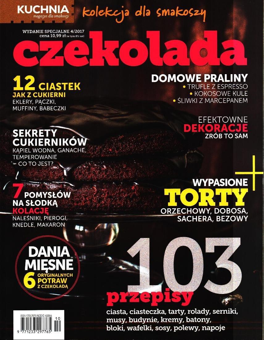 Kuchnia Magazyn Dla Smakoszy Wydanie Specjalne Prasa