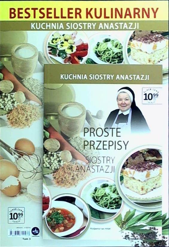 Kuchnia Siostry Anastazji Prasa Sklep Empikcom