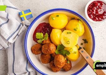 Kuchnia szwedzka: klopsiki, ryby i nabiał