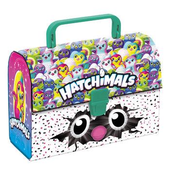 Kuferek kartonowy z rączką, Hatchimals-Starpak