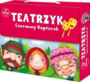Kukuryku, zabawka edukacyjna Teatr Czerwony Kapturek-Kukuryku