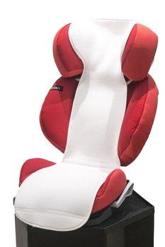Kuli-Muli, Wkładka antypotowa do fotelika samochodowego, 15-36 kg, Biały-Kuli-Muli
