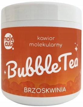 Kulki do bubble tea MOLECULA, brzoskwiniowe, 800 g