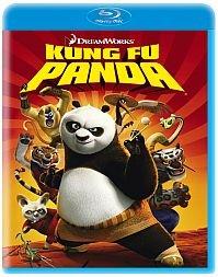 Kung Fu Panda ( Blu-Ray)