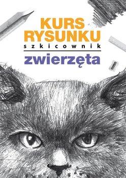 Kurs rysunku. Szkicownik. Zwierzęta-Jagielski Mateusz