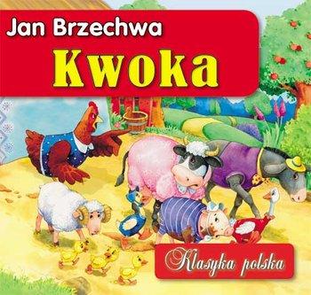 Kwoka - Brzechwa Jan   Książka w Sklepie EMPIK.COM
