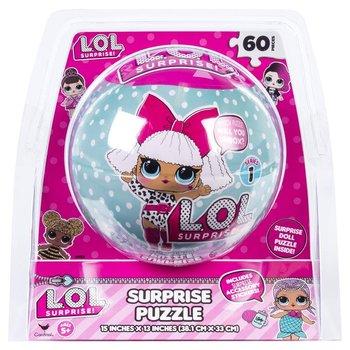 L.O.L. Surprise, puzzle w kuli-L.O.L. Surprise
