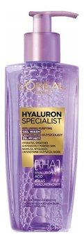 L'Oreal Hyaluron Specjalist Żel myjący do twarzy wypełniająco-oczyszczający 200ml-L'oreal Paris