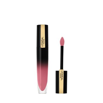 L'oreal Paris, Brilliant Signature Shiny Liquid Lipstick, błyszcząca pomadka w płynie 305 Be Captivating, 6,4 ml-L'oreal Paris