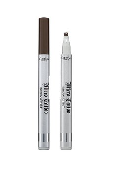 L'Oreal Paris, Brow Artist Micro Tattoo, marker do brwi 107 Cool Brunette - L'oreal Paris