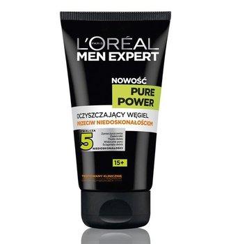 L'oreal Paris, Men Expert, Pure Power, oczyszczający węgiel, 150 ml-L'oreal Paris