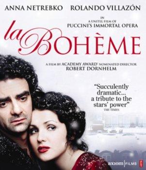 La Bohème: Bavarian Radio Symphony Orchestra (Netrebko) (brak polskiej wersji językowej)-Dornhelm Robert