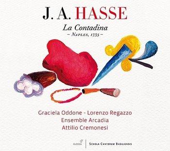 La Contadina-Ensemble Arcadia, Oddone Graciella, Regazzo Lorenzo