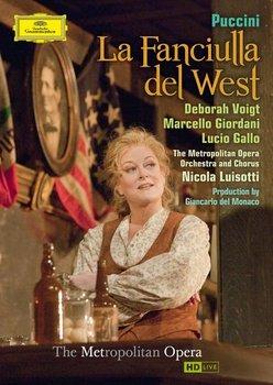 La Faniciulla del West-Voigt Deborah, Giordani Marcello, Gallo Lucio