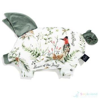 La Millou, Sleepy Pig Forest, Poduszka Świnka, Khaki -La Millou