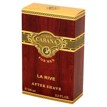 La Rive, Cabana, płyn po goleniu, 100 ml-La Rive