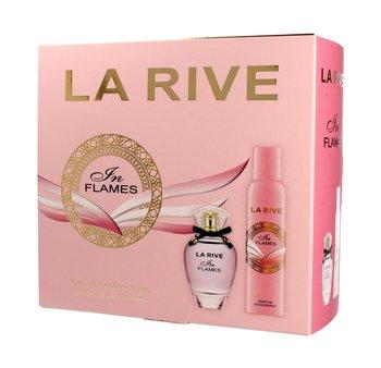 La Rive, In Flames, zestaw kosmetyków, 2 szt.-La Rive