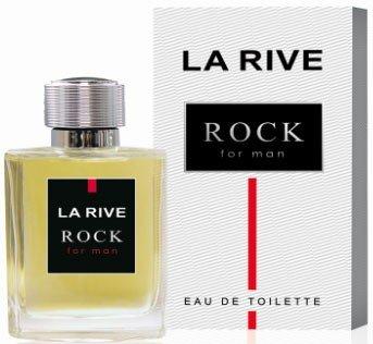 La Rive, Rock For Man, woda toaletowa, 100 ml-La Rive