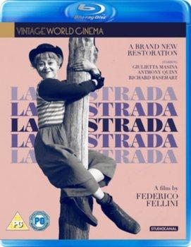 La Strada (brak polskiej wersji językowej)-Fellini Federico