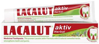 Lacalut, Activ Herbal, pasta do zębów, 75 ml-Lacalut