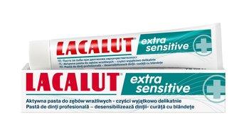 Lacalut, Extra Sensitive, pasta do zębów, 75 ml-Lacalut