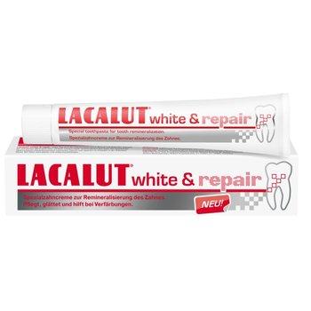 Lacalut, White & Repair, pasta do zębów odnawiająca szkliwo zęba, 75 ml-Lacalut