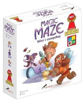 Lacerta, gra rodzinna Magic Maze - Weź i czmychaj-Lacerta