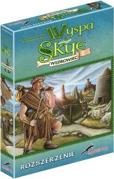 Lacerta, gra strategiczna - rozszerzenie Wyspa Skye: Wędrowiec-Lacerta