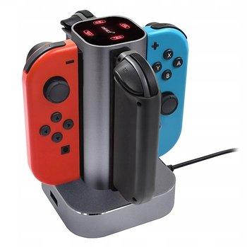 Ładowarka z podstawką do Nintendo Switch MIMD-Mimd