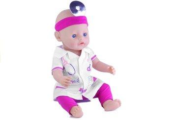 lalka interaktywna Lekarz-Lean Toys