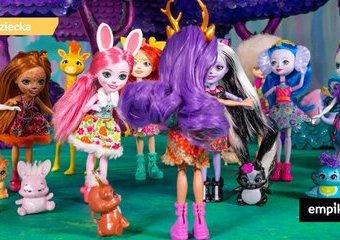 Lalki Enchantimals – dlaczego nasze dzieci je kochają?