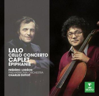 Lalo: Cello Concerto / Caplet: Epiphanie-Dutoit Charles, Lodeon Fredric, Philharmonia Orchestra