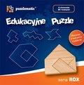 Łamigłówka Edukacyjne puzzle (seria Rox)