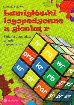 Łamigłówki Logopedyczne z Głoską R Zadania Ułatwiające Terapię Logopedyczną-Sprawka Romana