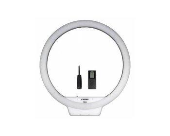Lampa pierścieniowa LED Yongnuo YN608 RGB- WB (3200 K - 5500 K)-Yongnuo