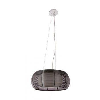 Lampa wisząca ZUMA LINE Tango, czarna, 2x60W, 120x40 cm-Zuma Line